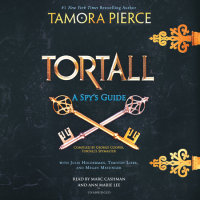 Cover of Tortall: A Spy\'s Guide cover