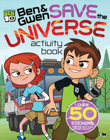 Ben Gwen Save The Universe Activity Book