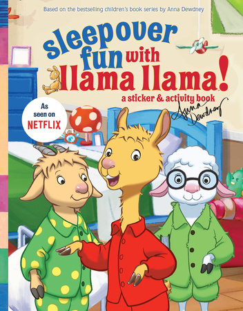 Sleepover Fun with Llama Llama