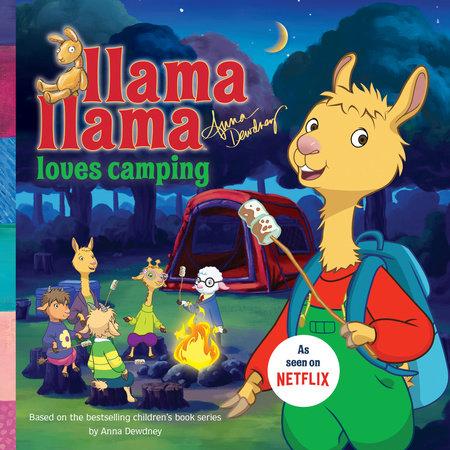 Llama Llama Loves Camping