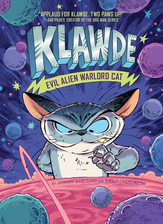 Cover image for Klawde: Evil Alien Warlord Cat #1