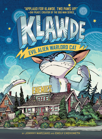 Cover image for Klawde: Evil Alien Warlord Cat: Enemies #2