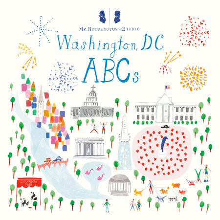Mr. Boddington's Studio: Washington, DC ABCs