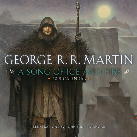 A Song of Ice and Fire 2019 Calendar