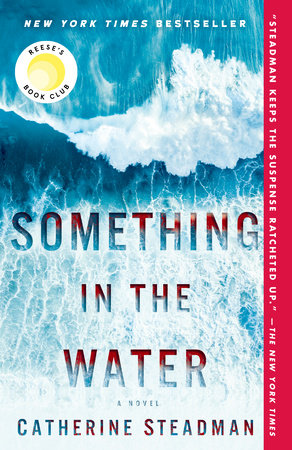 Cover image for Something in the Water