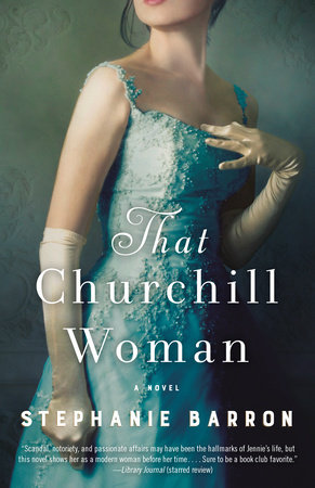 Cover image for That Churchill Woman