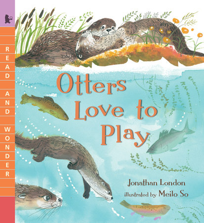 Otters Love to Play