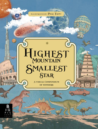 Highest Mountain, Smallest Star