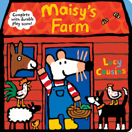 Maisy's Farm: Complete with Durable Play Scene
