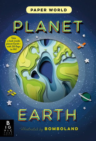 Paper World: Planet Earth