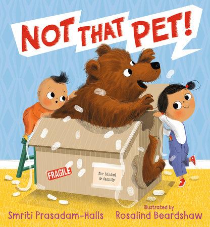 Not That Pet!