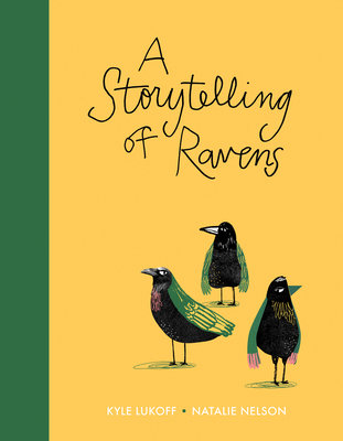 Cover of A Storytelling of Ravens