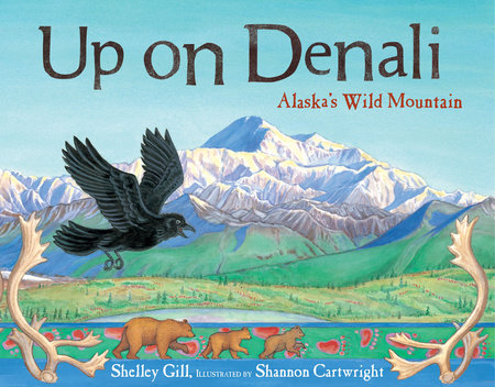 Up on Denali