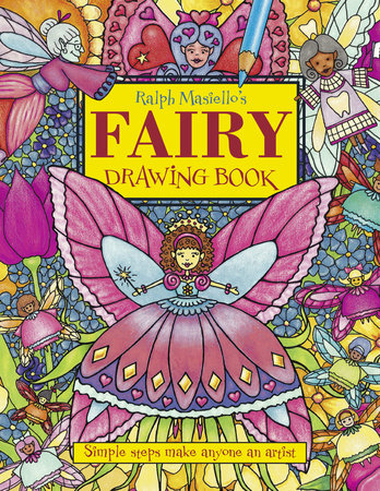 Ralph Masiello's Fairy Drawing Book