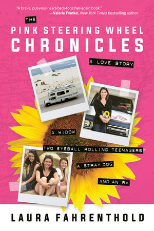 The Pink Steering Wheel Chronicles by Laura Fahrenthold