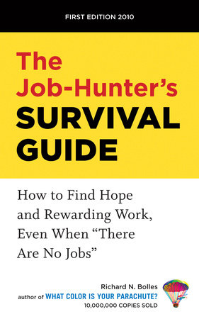What color is your parachute job hunters workbook fifth edition the job hunters survival guide fandeluxe Image collections