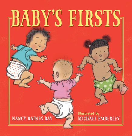 Cover of Baby's Firsts
