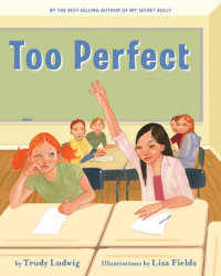 Cover of Too Perfect
