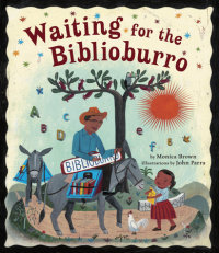Cover of Waiting for the Biblioburro/Esperando el Biblioburro cover