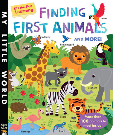 Finding First Animals and More!