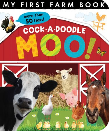 Cock-a-doodle-moo!
