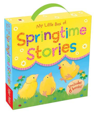 My Little Box of Springtime Stories