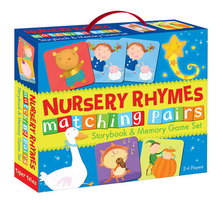 Nursery Rhymes Matching Pairs