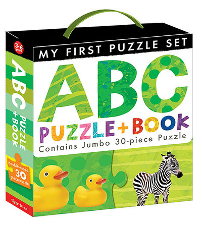 ABC Puzzle and Book