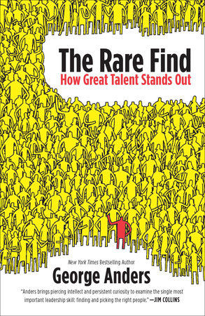 The Rare Find by George Anders | Penguin Random House Canada