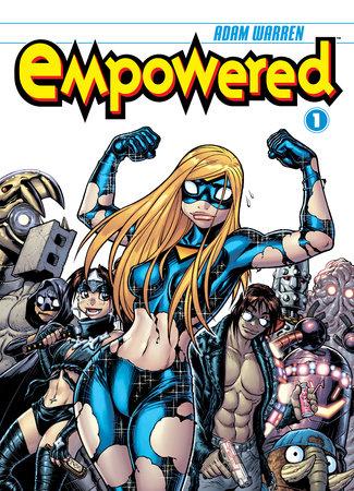 Empowered Volume 1