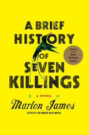 A Brief History of Seven Killings book cover