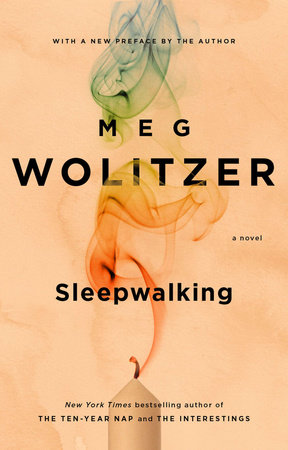 Sleepwalking book cover