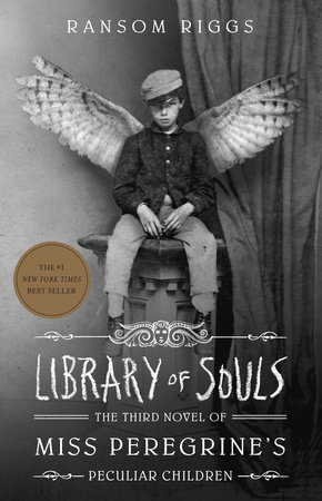 Library of Souls (PG UK Export Edition)
