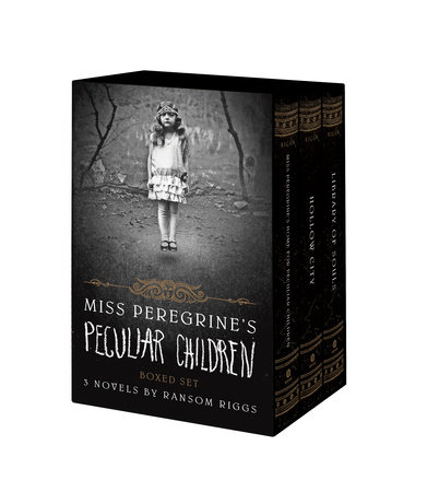 Cover image for Miss Peregrine's Peculiar Children Boxed Set