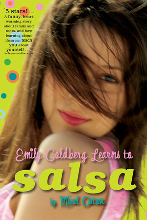 Emily Goldberg Learns to Salsa
