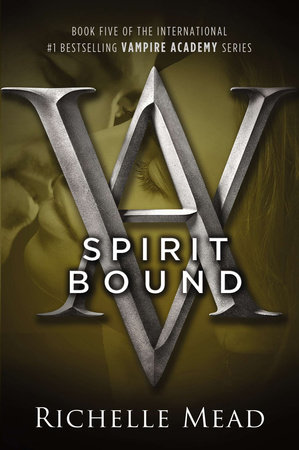 Spirit Bound book cover