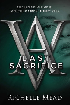 Last Sacrifice book cover