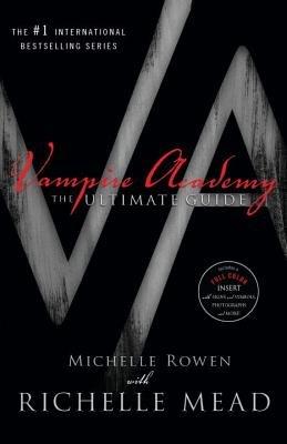 Vampire Academy book cover