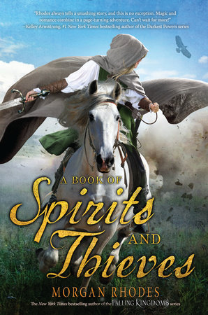A Book of Spirits and Thieves - Penguin Teen
