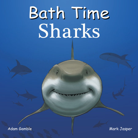 Bath Time Sharks
