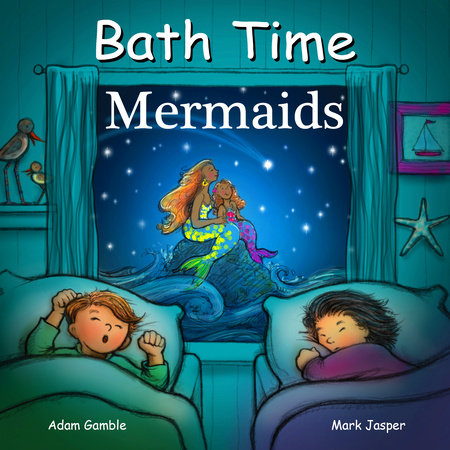 Bath Time Mermaids
