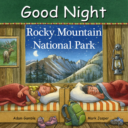 Good Night Rocky Mountain National Park