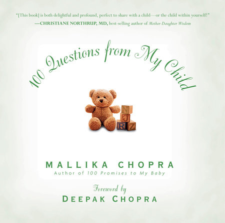 100 Questions from My Child by Mallika Chopra | Penguin