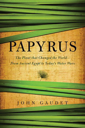 Cover of Papyrus: The Plant That Changed the World: From Ancient Egypt to Today's Water Wars