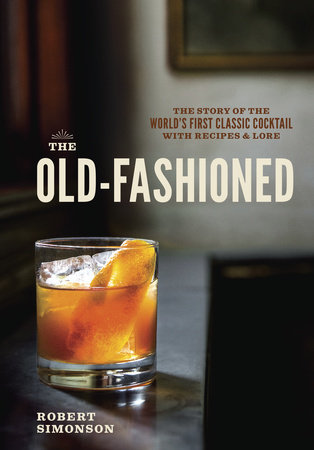 The Old-Fashioned book cover