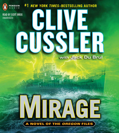 Mirage book cover