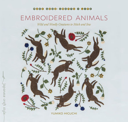 Embroidered Animals