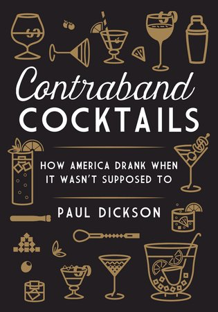 Cover image for Contraband Cocktails