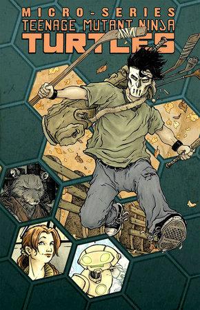Teenage Mutant Ninja Turtles: Micro-Series Volume 2