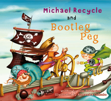 Michael Recycle and Bootleg Peg